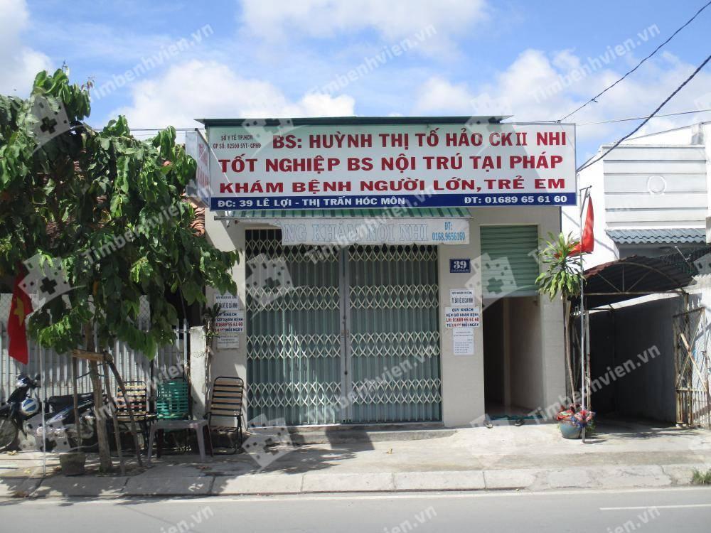 Phòng khám chuyên khoa Nhi - BS. Tố Hảo