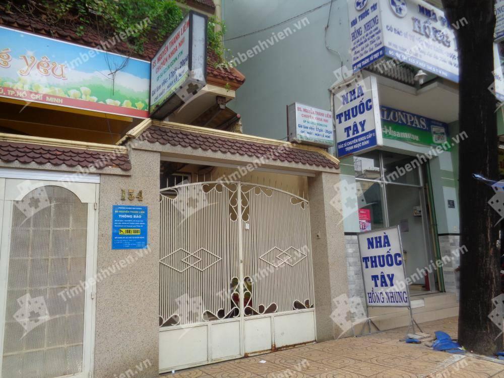 Phòng khám chuyên khoa Nhi - BS. Nguyễn Thanh Liêm