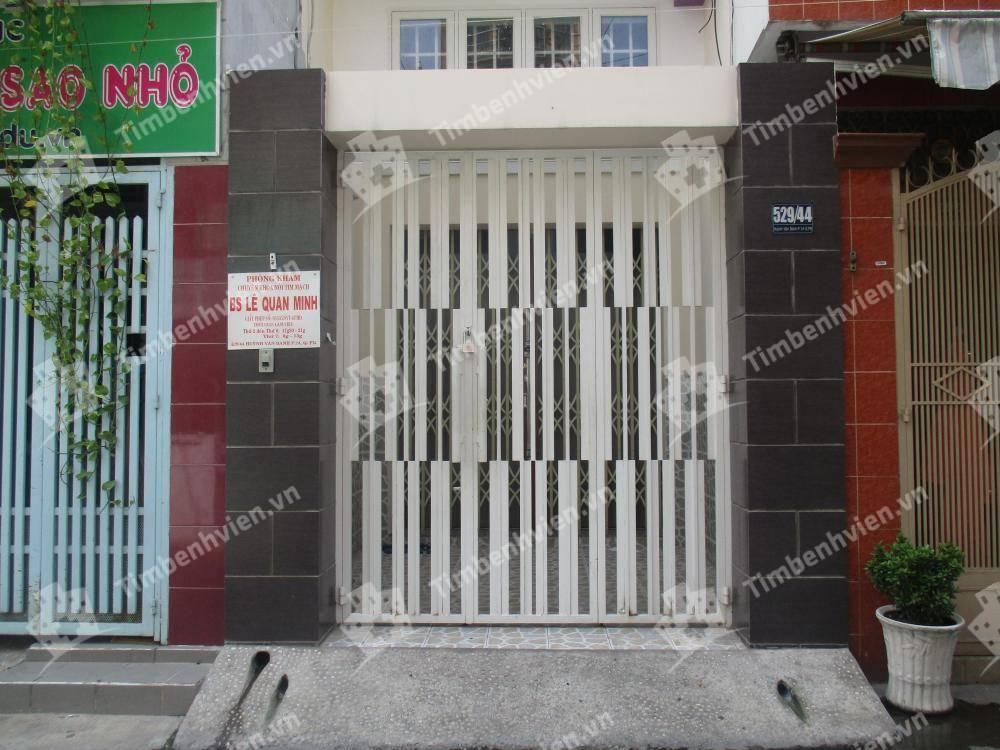 Phòng khám chuyên khoa Tim mạch - BS. Lê Quan Minh