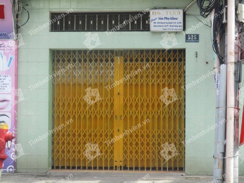 Phòng khám chuyên khoa Sản phụ khoa - BS. Nguyễn Thị Tươi