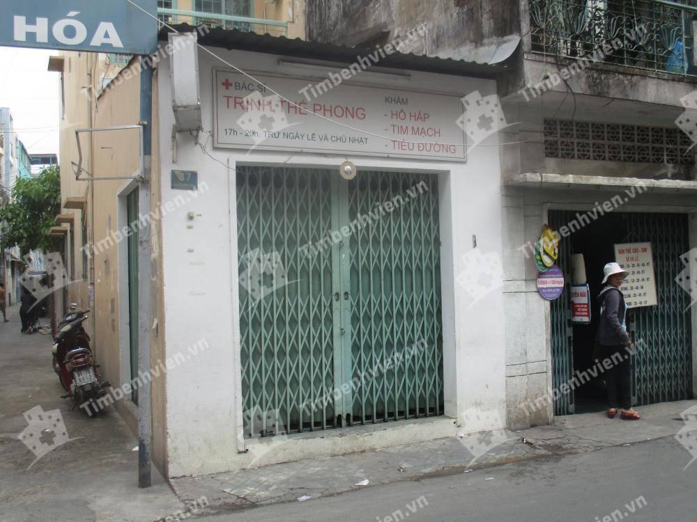 Phòng Khám Chuyên Khoa Nội Tổng Hợp - BS. Trịnh Thế Phong