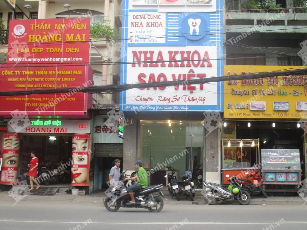 Nha Khoa Sao Việt