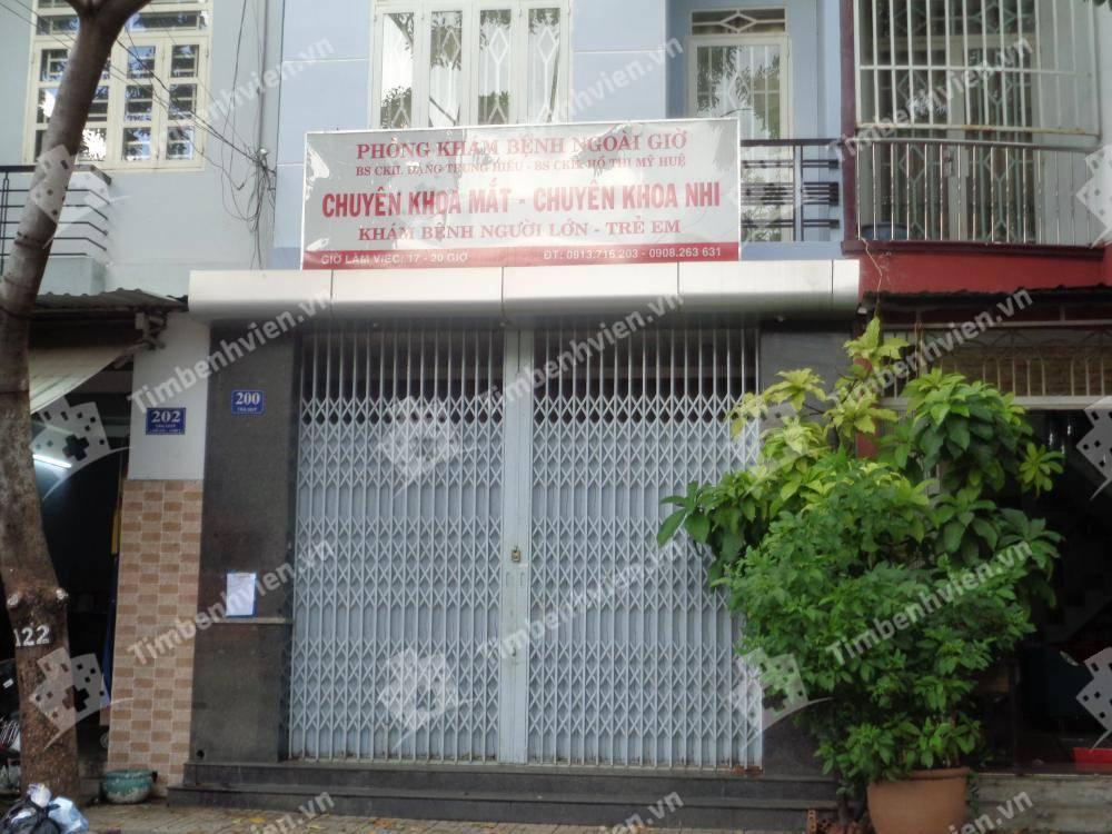 Phòng khám chuyên khoa Mắt & Nhi - BS. Đặng Trung Hiếu