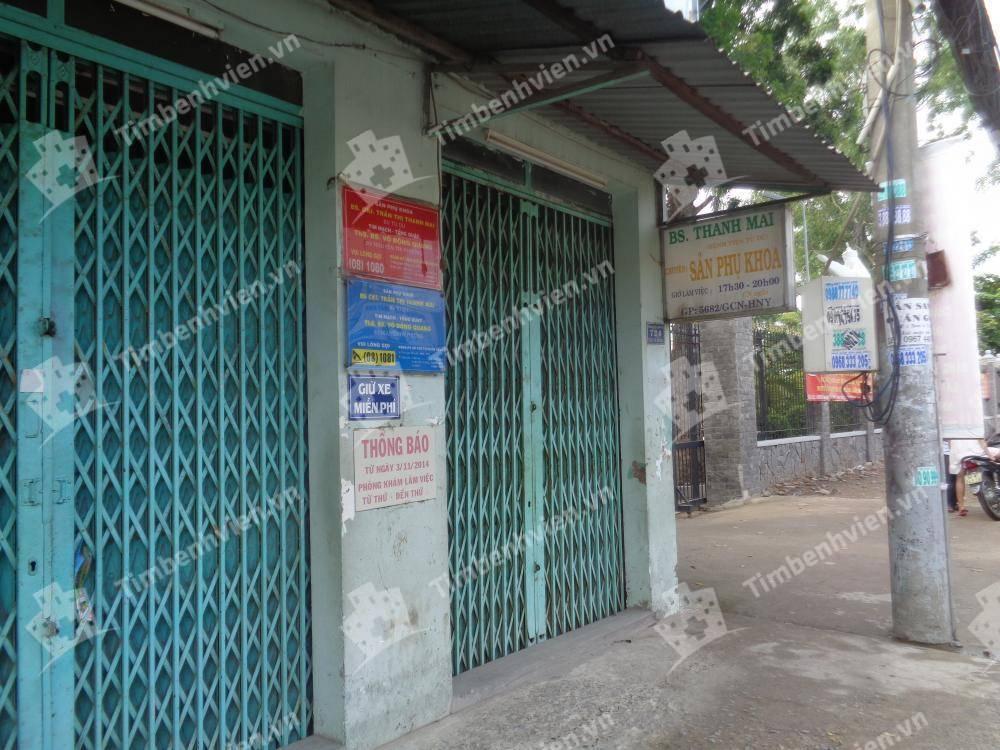 Phòng khám Sản phụ khoa Thanh Mai