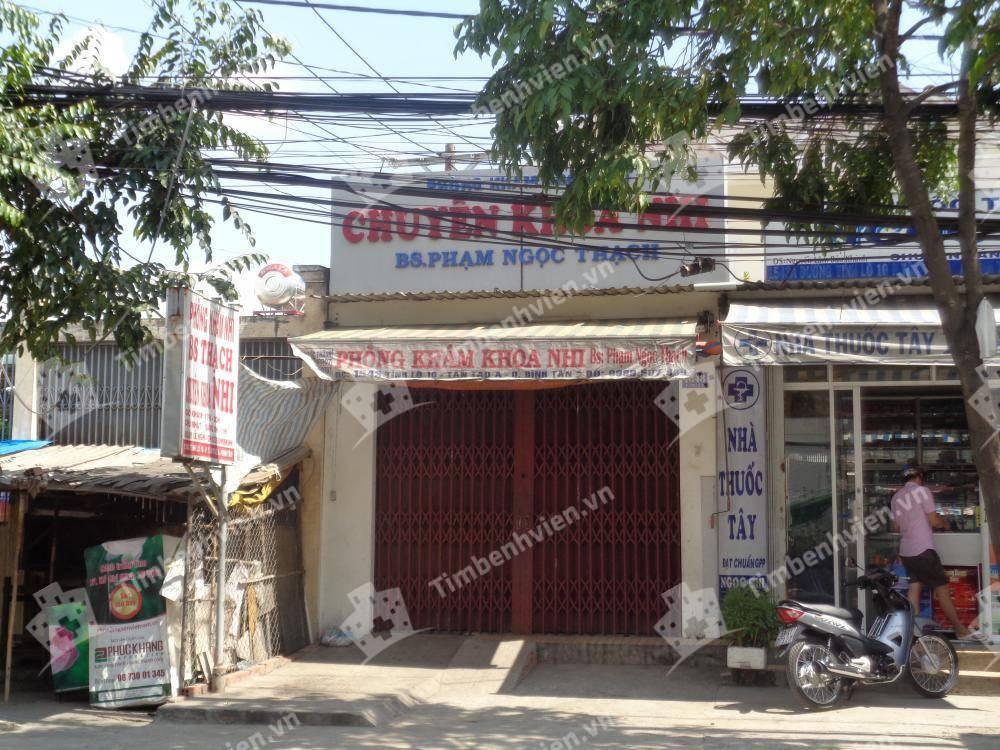 Phòng khám chuyên khoa Nhi - BS. Phạm Ngọc Thạch