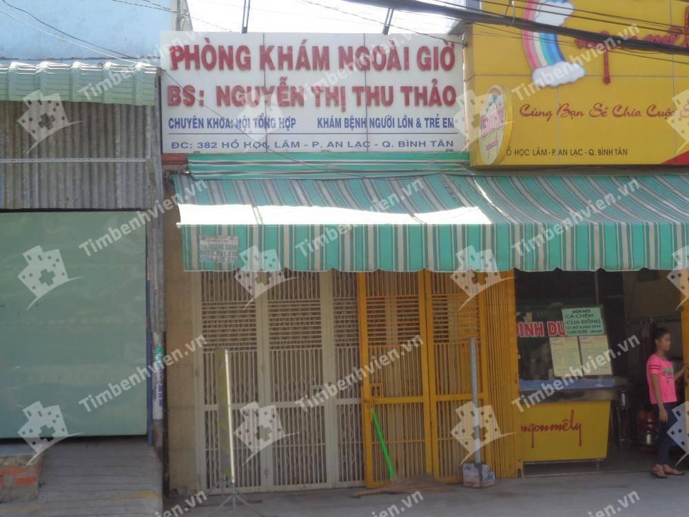 Phòng Khám Chuyên Khoa Nội Tổng Hợp - BS. Nguyễn Thị Thu Thảo