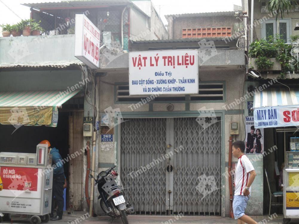 Phòng khám Vật lý trị liệu Bác sĩ Thơ
