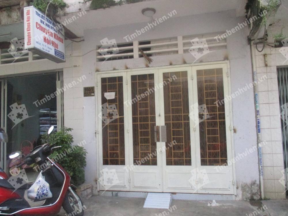 Phòng khám chuyên khoa Nhi - BS. Trần Minh Lâm