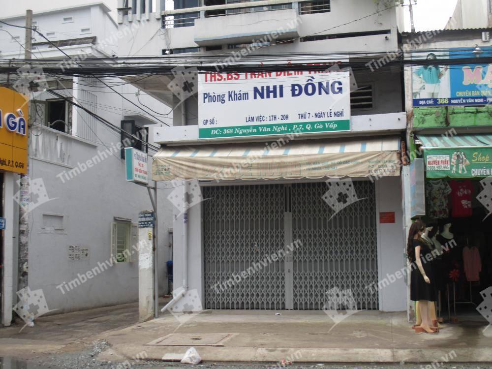Phòng khám chuyên khoa Nhi - BS. Trần Diễm Trang