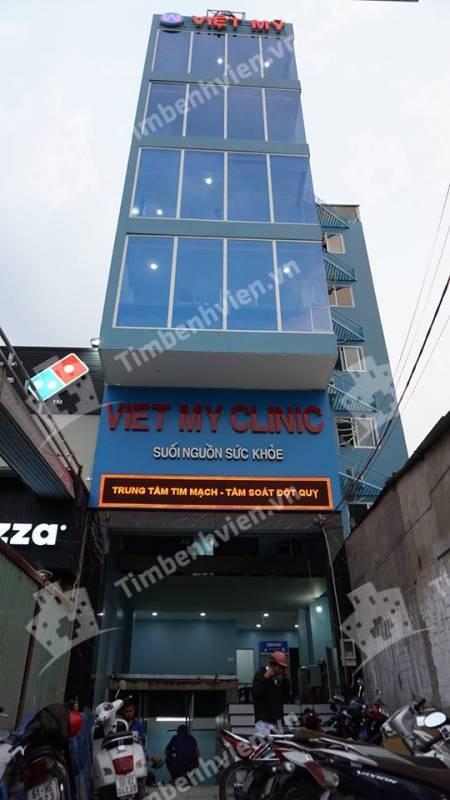 Phòng Khám Đa Khoa Việt Mỹ Gò Vấp