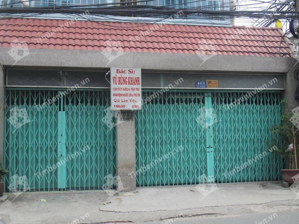 Phòng khám chuyên khoa Nội Nhi - BS. Vũ Hùng Khanh