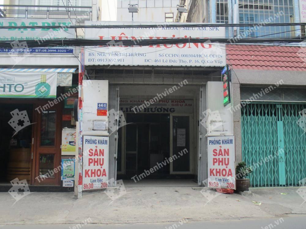Phòng khám chuyên khoa Sản phụ khoa Liên Hương
