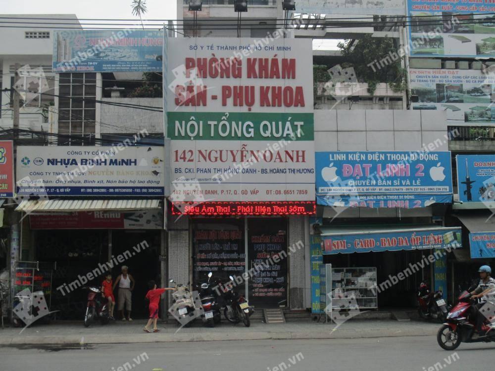 Phòng Khám Sản Phụ Khoa - BS. Phan Thị Hồng Oanh