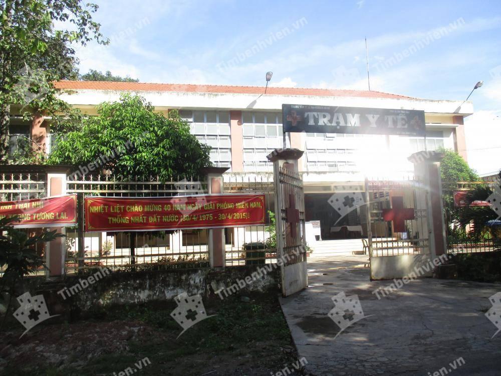 Trạm y tế xã Tân Thạnh Đông