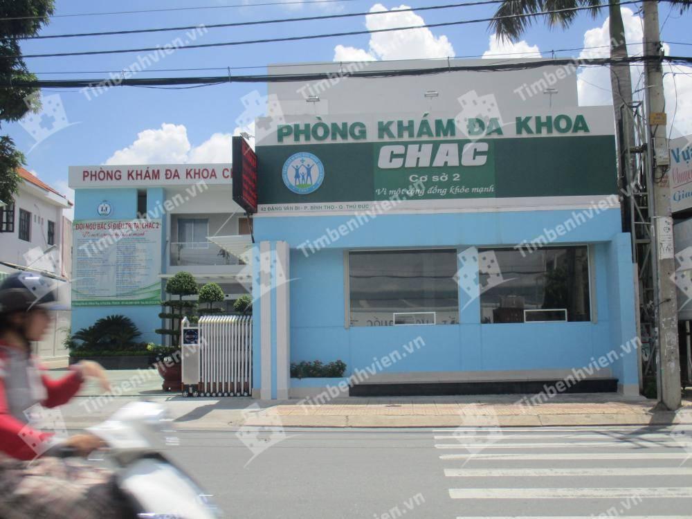 Phòng khám đa khoa CHAC cơ sở 2