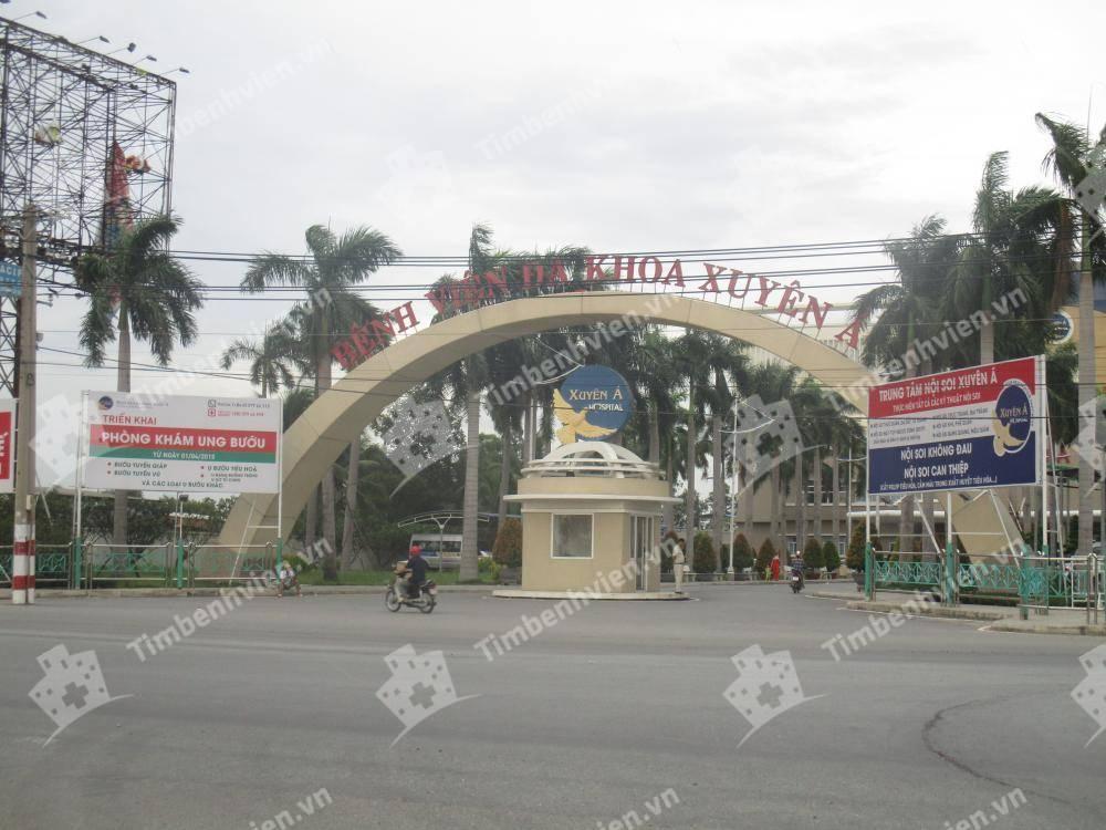 Bệnh viện đa khoa Xuyên Á