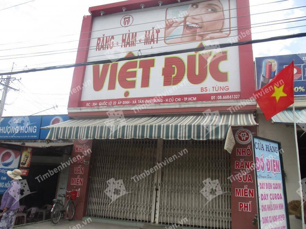 Nha khoa Việt Đức