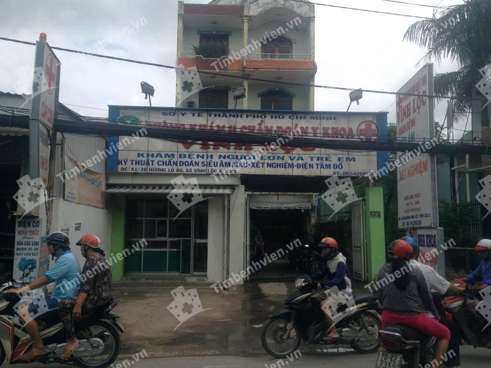 Phòng khám và chuẩn đoán y khoa Vĩnh Lộc