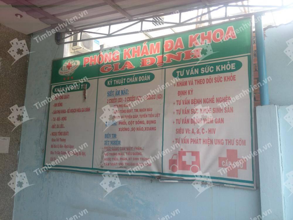 Phòng khám y khoa Gia Định