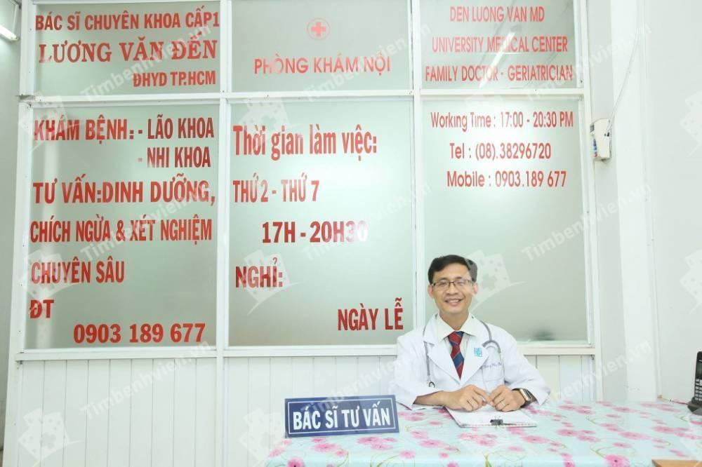 Phòng khám Lão khoa - BS. Lương Văn Đến