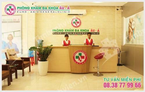 Phòng khám Nam khoa Âu Á