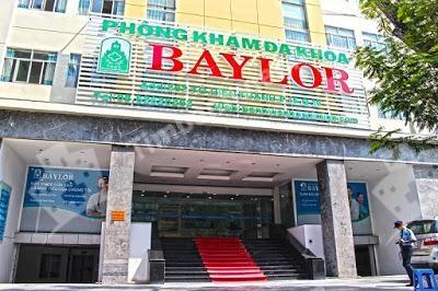 Phòng khám đa khoa Baylor - Cổng chính