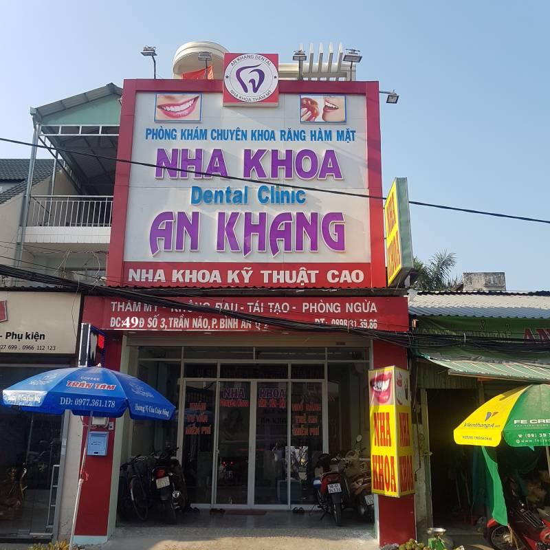Nha Khoa An Khang - CS1