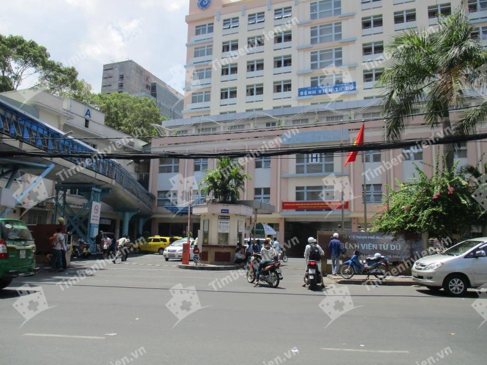 Bệnh Viện Phụ Sản Từ Dũ