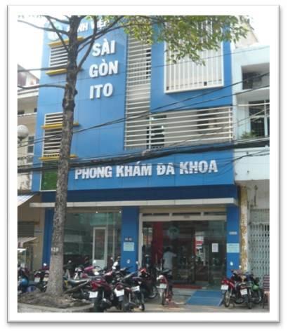 Phòng khám Đa khoa SAIGON - ITO Hưng Đạo