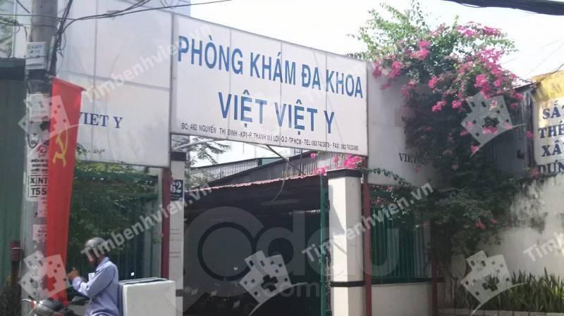 Phòng Khám Đa Khoa Việt Việt Y