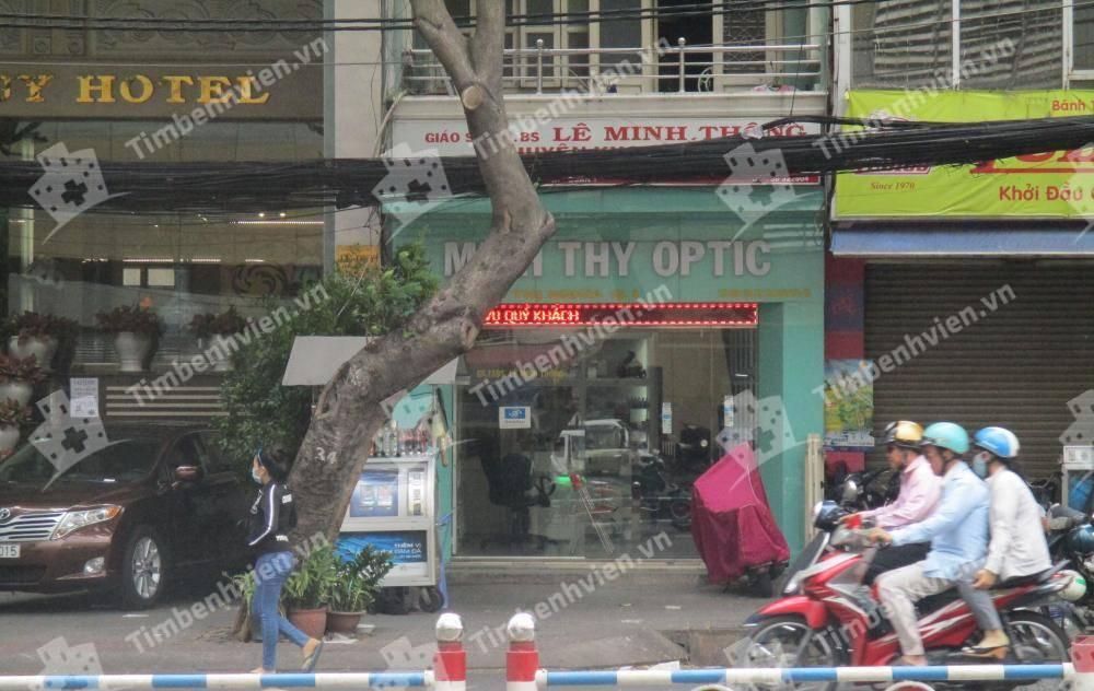Phòng khám khoa Mắt - BS Lê Minh Thông