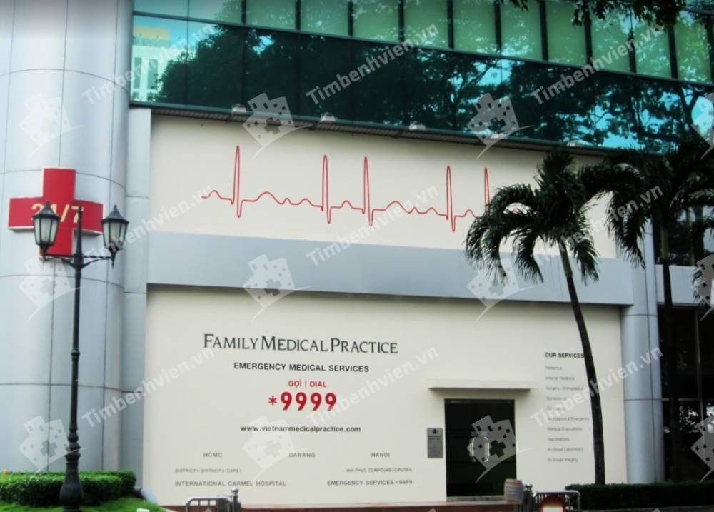 Family Medical Practice Vietnam - Phòng khám Diamond Plaza