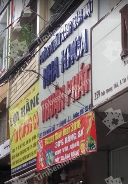 Nha Khoa Thuận Phát - Cổng chính