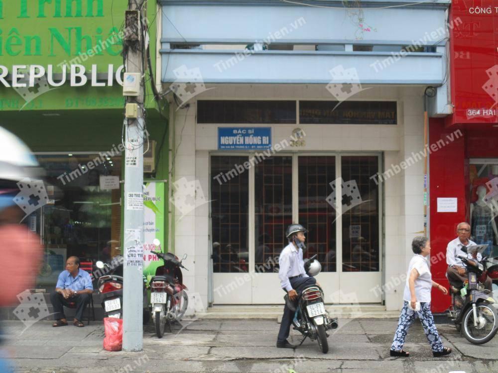 Phòng khám chuyên khoa Ung Bướu - BS Nguyễn Hồng Ri
