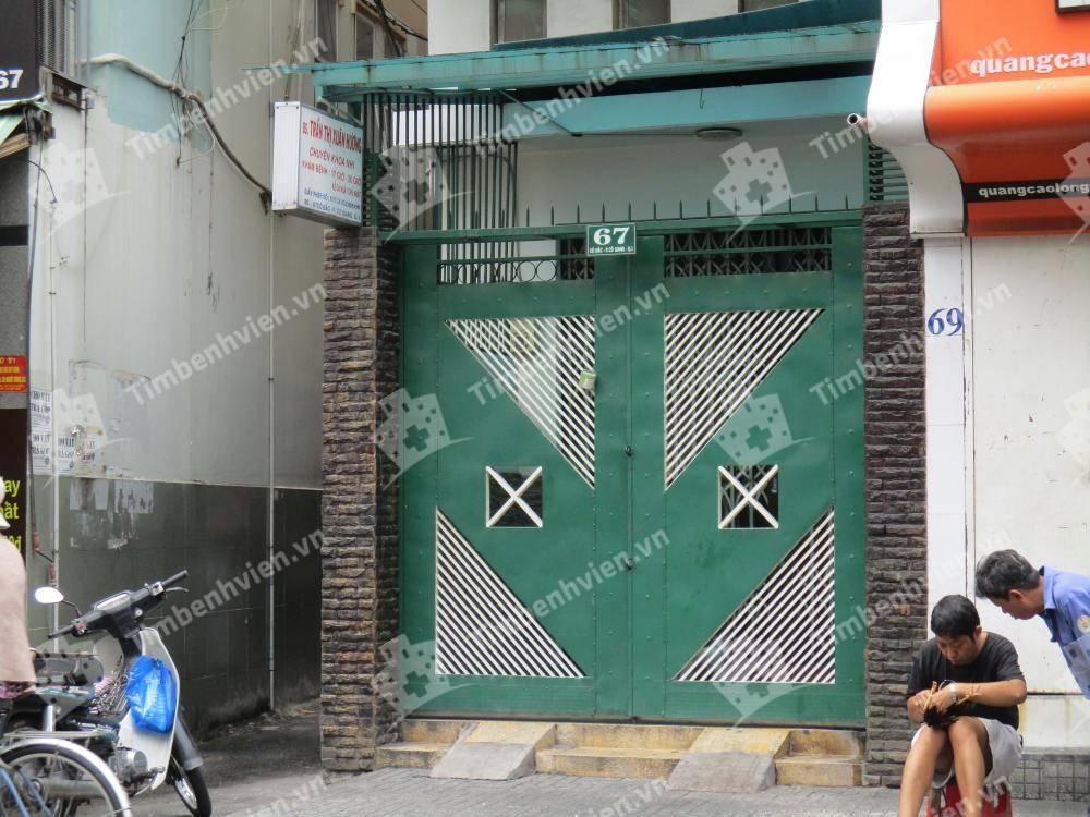Phòng Khám Nhi Khoa - BS. Trần Thị Xuân Hương