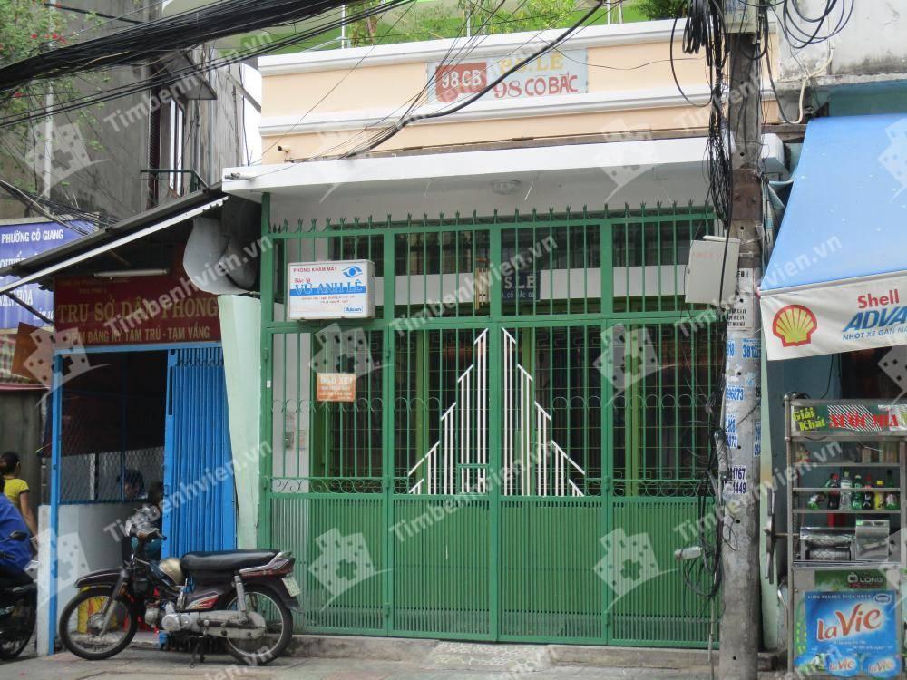 Phòng Khám Mắt - BS. Vũ Anh Lê
