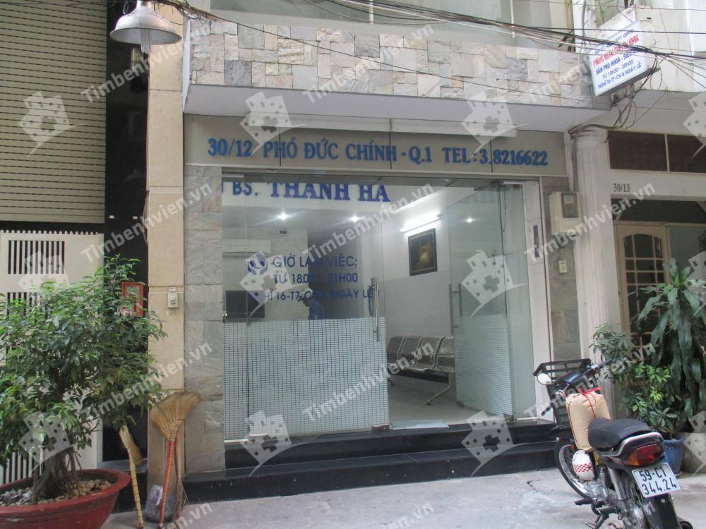 Phòng Khám Chuyên Khoa Sản BS. Nguyễn Thị Thanh Hà
