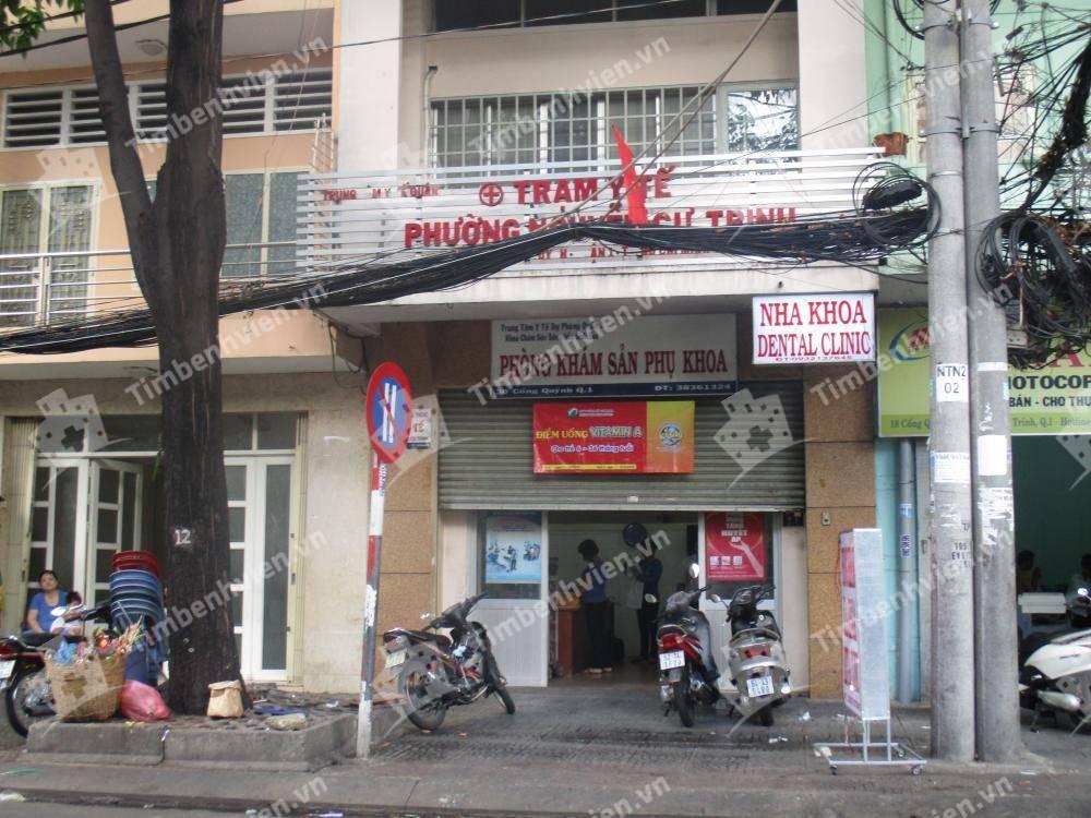 Trạm Y Tế Phường Nguyễn Cư Trinh Quận 1