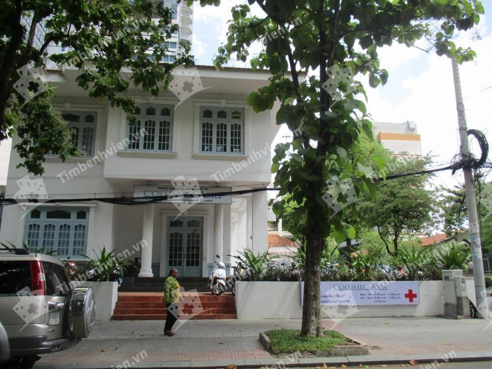 Phòng Khám Đa Khoa Quốc tế Columbia Asia Sài Gòn