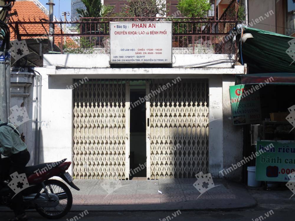 Phòng Khám Lao & Bệnh Phổi - BS. Phan An