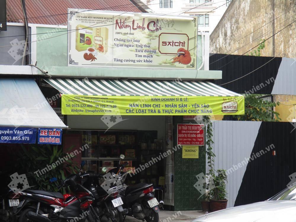 Phòng Khám Tiểu Đường & Bướu Cổ - BS. Trần Thị Bích Thủy