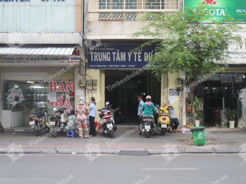 Trung Tâm Y Tế Dự Phòng Thành Phố Hồ Chí Minh