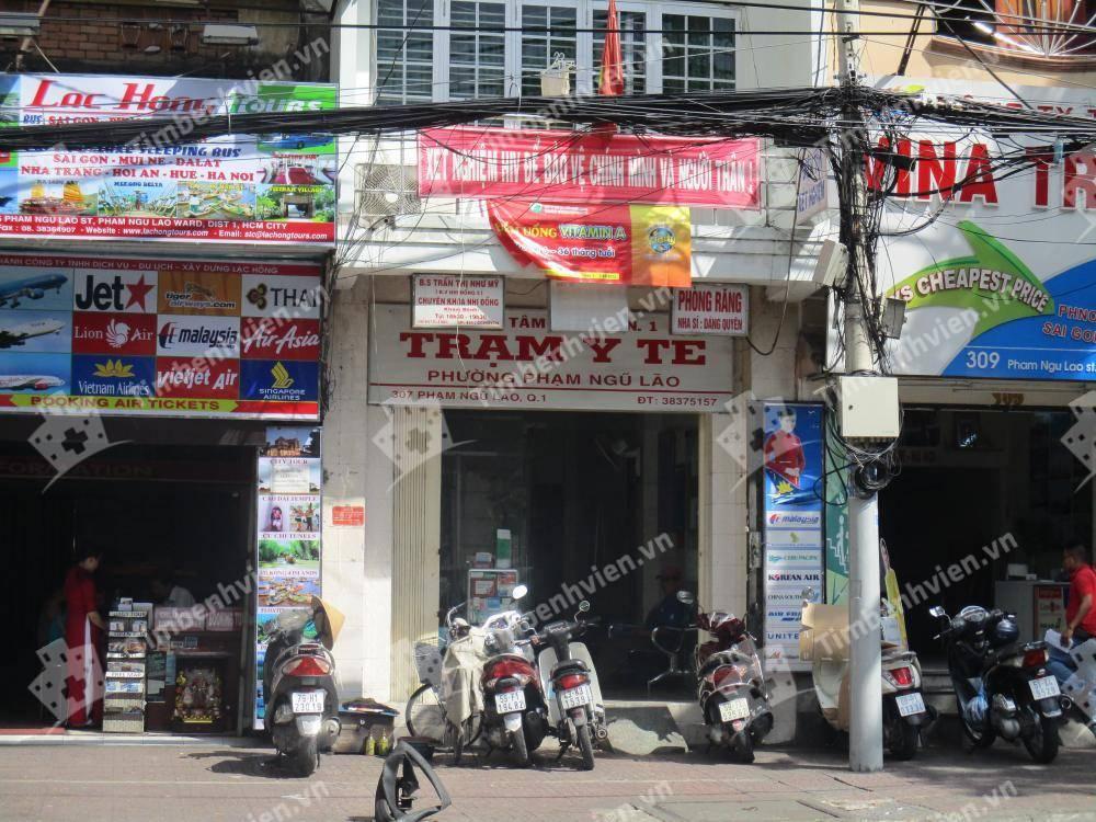 Trạm Y Tế Phường Phạm Ngũ Lão Quận 1