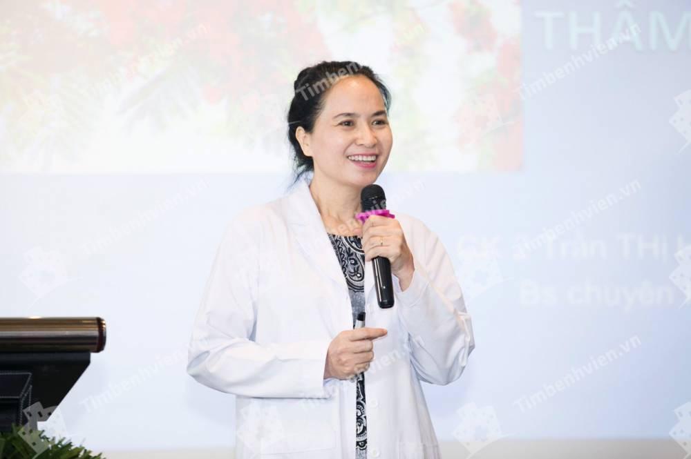 Phòng Khám Chuyên Khoa Da Liễu - BS. Trần Thị Hoài Hương