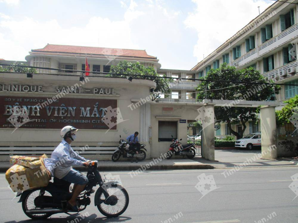 Bệnh Viện Mắt Thành Phố Hồ Chí Minh