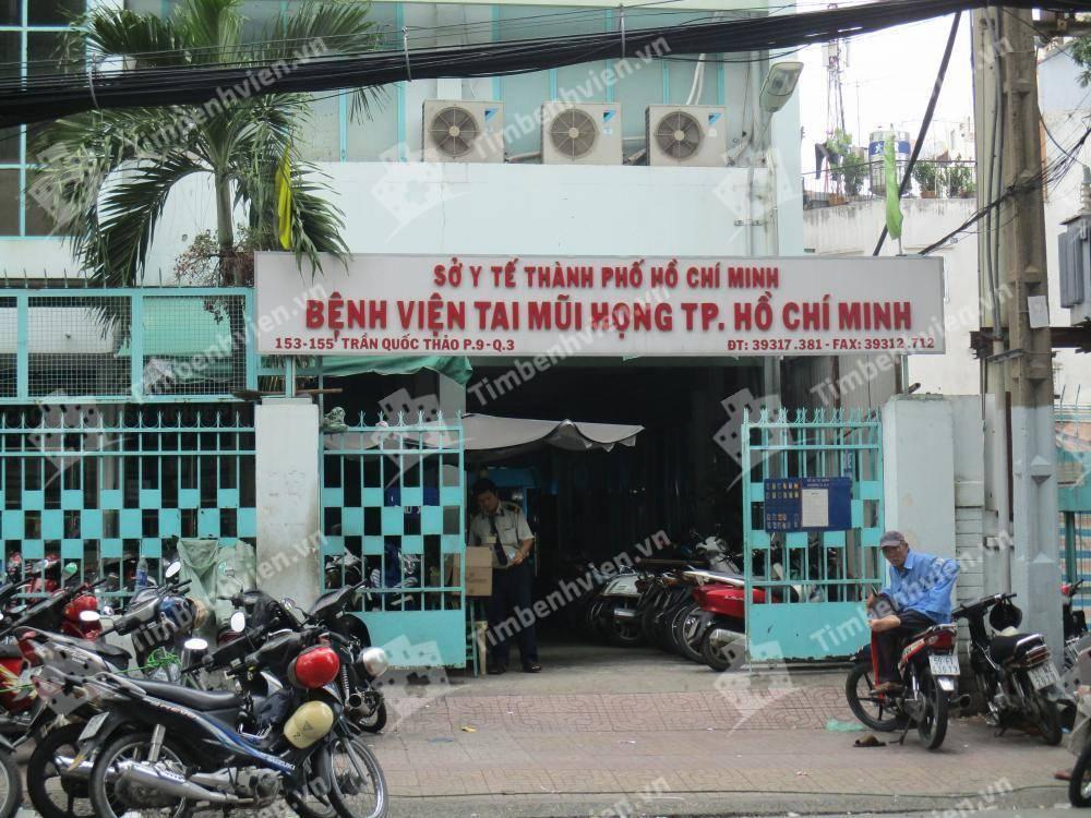 Bệnh viện Tai Mũi Họng TP. Hồ Chí Minh