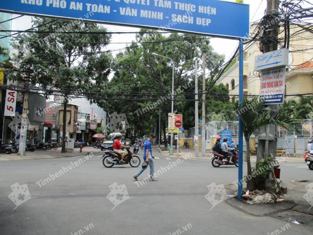 Bệnh Viện Giao Thông Vận Tải TP. Hồ Chí Minh