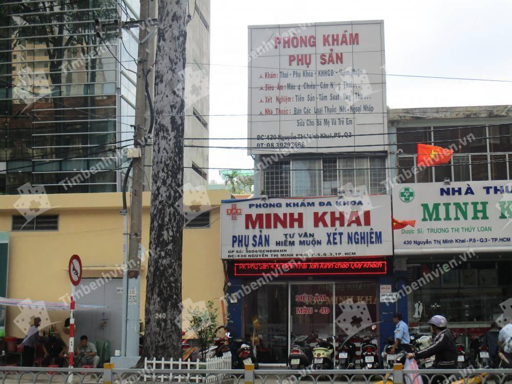 Phòng khám phụ sản Minh Khai