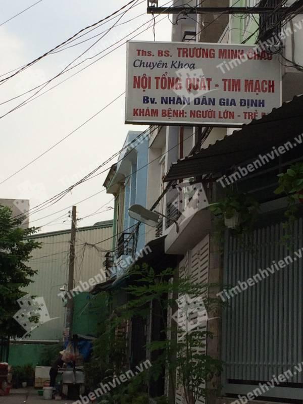 Phòng Khám Chuyên Khoa Nội Tổng Quát & Tim Mạch - BS. Trương Minh Châu