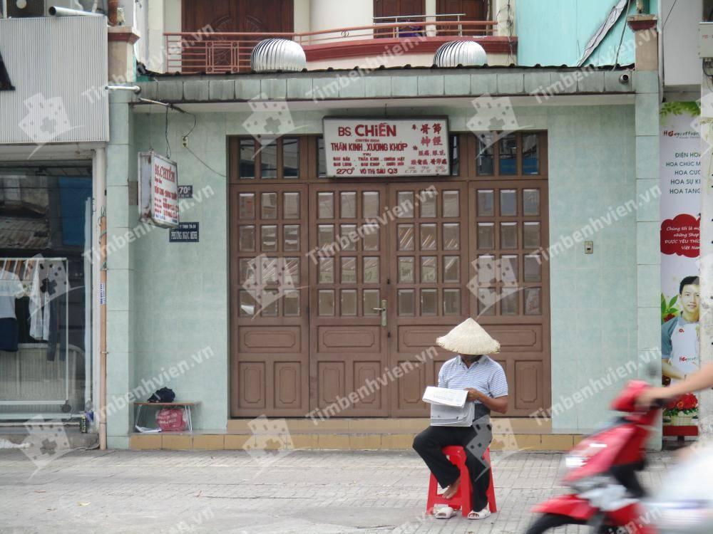 Bác Sĩ Nguyễn Minh Chiền - Khoa Thần Kinh - Cổng chính
